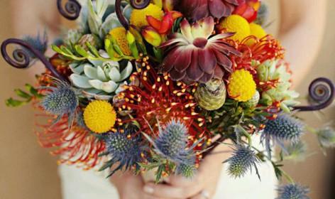 ramo novia, ramo, bouquet, original, diferente