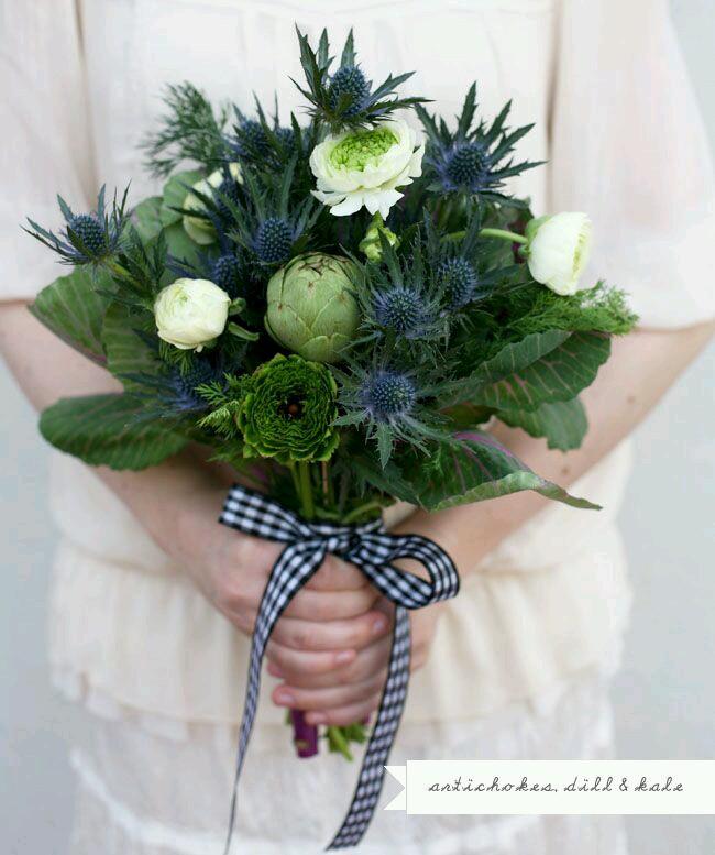 ramo, novia, bouquet, ramo invierno, invierno, novia, original, diferente