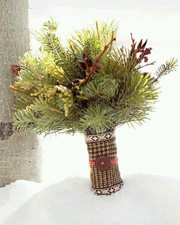 bouquet, ramo, diferente, novia, original