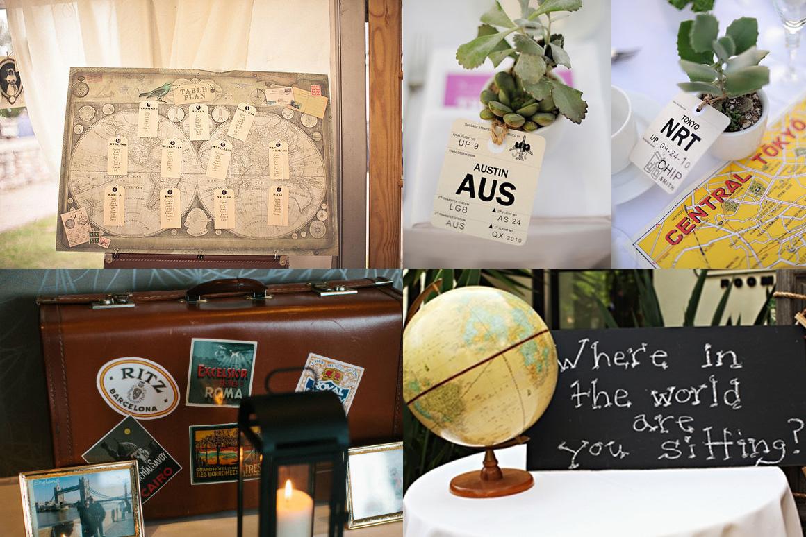 boda tematica, boda, viajes, viajeros, paises, ceremonia, boda