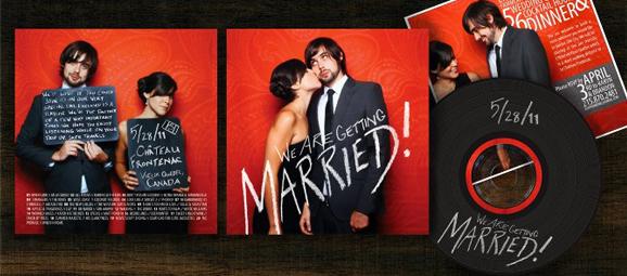 invitaciones de boda,originales, creativas, bodas tematicas, ceremonia, bodas musicales, musicos, bodas retro, pop, rock, instrumentos.
