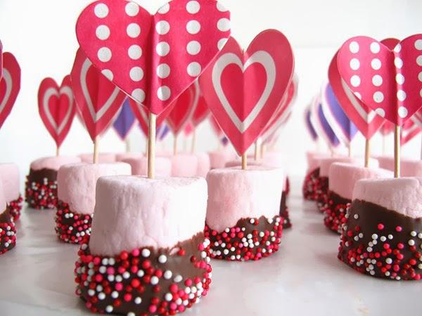 dulce, nubes, san valentin, regalo, cena, candy bar, fiestas, chocolate, DIY , cocina, recetas faciles, pareja, novios, cena, recena, dulces, corazon, convite