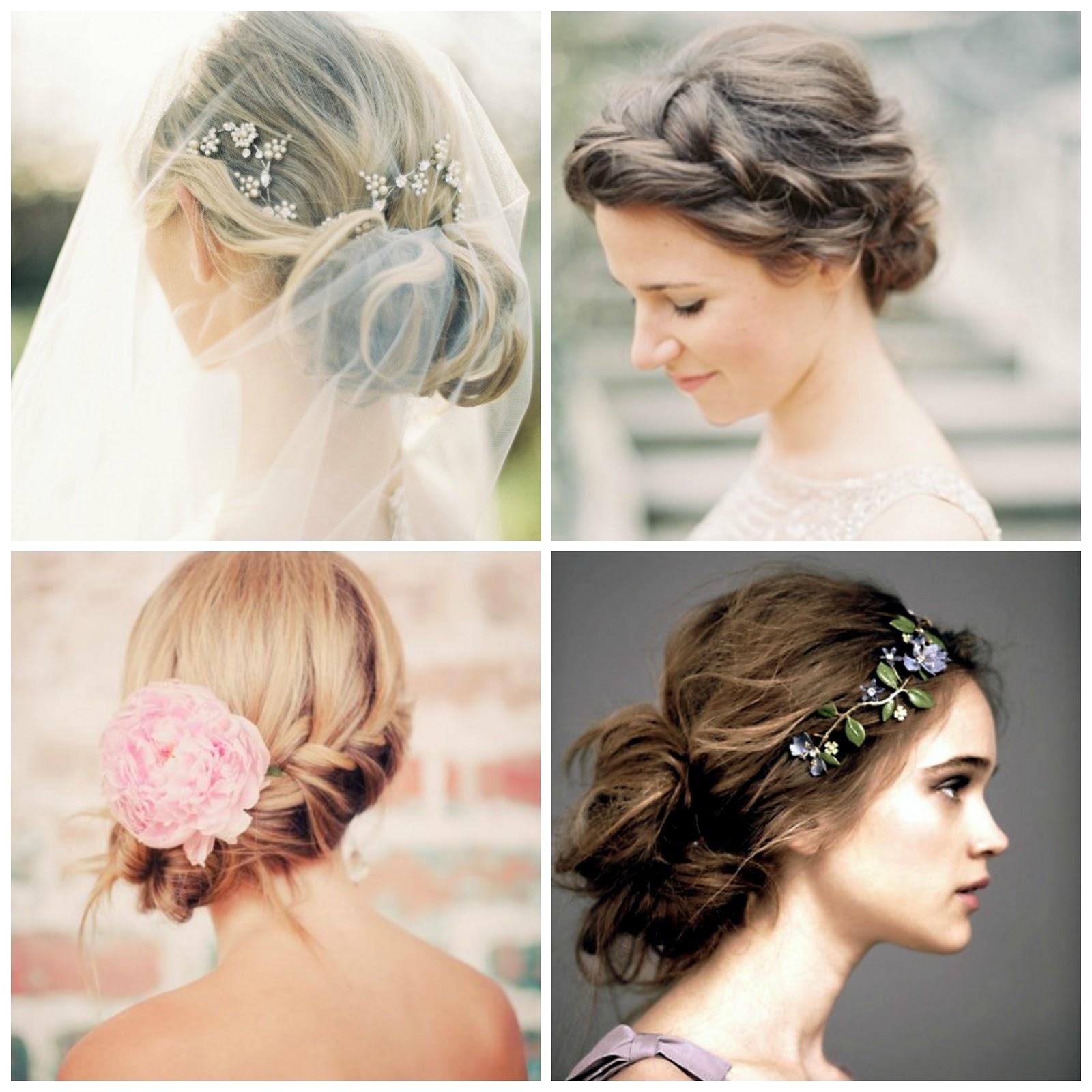 Peinados de novia con trenzas deseos de boda for Trenza boda