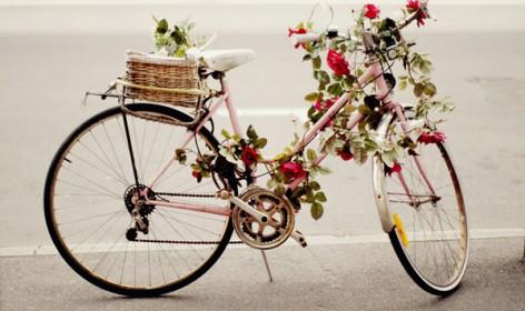bici, boda, vintage, bicileta decorativa, retro, ceremonia, novios